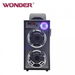 WONDER 旺德 卡拉OK歡樂唱隨身音響 WS-P001