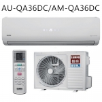雙重送【SAMPO聲寶】5-7坪變頻分離式冷暖冷氣AU-QA36DC/AM-QA36DC-