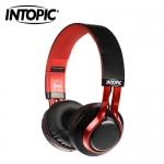 INTOPIC 廣鼎 藍牙摺疊耳機麥克 JAZZ-BT960-BK