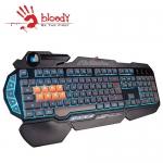 A4 雙飛燕 BLOODY B318 八光軸遊戲鍵盤