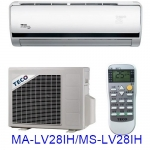 雙重送【TECO東元】5-6坪變頻冷暖分離式MA-LV28IH/MS-LV28IH