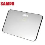 【SAMPO聲寶】時尚鏡面體重計 BF-L1202ML