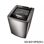 【SAMPO聲寶】15KG變頻洗衣機ES-ED15PS(S1)