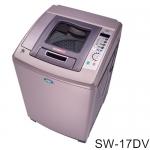 【SANLUX三洋】17公斤DD直流變頻超音波洗衣機SW-17DV