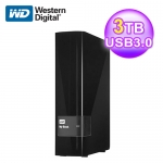 WD 威騰 My Book Essential 3TB 3.5吋 USB3.0 外接硬碟
