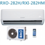 好禮送【良峰】4-6坪分離式冷暖氣RXO-282H/RXI-282HM
