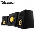 T.C.STAR TCS4200BK 三件式多媒體喇叭 (黑)