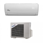 【TECO 東元】 4-5坪一對一智慧極致變頻冷專 MA-HM22IC/MS-HM22IC-