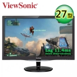 ViewSonic 優派 VX2757MHD 極速電玩螢幕