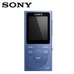 SONY 8G數位隨身聽 NW-E394 藍