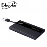 E-BOOKS T26 晶片複合讀卡機