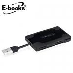 E-BOOKS T29 ATM USB複合讀卡機