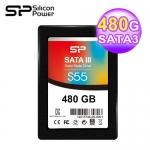 廣穎 SLIM系列 S55 480GB 固態碟