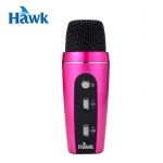 HAWK K2 無線K歌麥克風(紅)