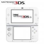 任天堂 New 3DS LL 日規主機 白