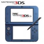 任天堂 New 3DS LL 日規主機 金屬藍