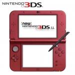 任天堂 New 3DS LL 日規主機 紅色