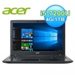 acer 宏碁 E5-575G-58ZL 七代黑色筆電