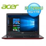 acer 宏碁 E5-575G-51RQ 七代紅色筆電