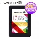 十銓 EVO L7 240GB 2.5吋 固態硬碟