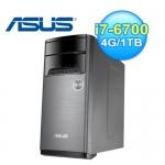 ASUS 華碩 M32CD i7-6700 500w桌上型電腦