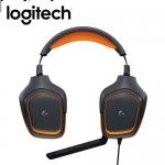 Logitech 羅技 G231 PRODIGY 遊戲耳機麥克風