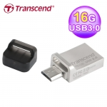Transcend 創見 JetFlash 880S OTG 16GB 隨身碟