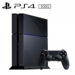 PS4 500G主機極致黑CUH-1207