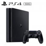 PS4 500G薄型主機 CUH-2017AB01 黑