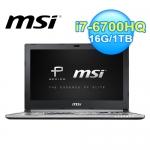 msi 微星 PX60 6QE-657TW 電競筆電 WIN10