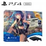 PS4 500G 薄型主機 小藍同捆組-生存者版
