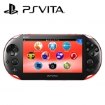 SONY PS VITA 主機 PCH-2007 (Wi-Fi) 霓虹橘