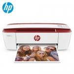 HP DJ-3723 無線噴墨事務機 紅【網登送】數位藍芽K歌麥克風