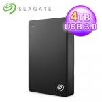 Seagate 希捷 Backup  2.5吋 4TB 外接硬碟3.0 黑