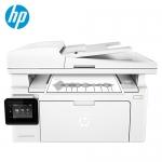 HP LJ-Pro M130fw 黑白雷射印表機【登錄送$700全聯禮券 PHILIPS BHD007旅行用負離子靜音吹風機】