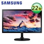 Samsung S22F355FHE 22型 HDMI 零閃屏螢幕