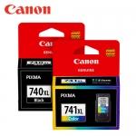 CANON PG-740XL CL-741XL墨水組