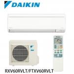 加碼送【DAIKIN大金】9-11坪R32變頻冷暖RXV60RVLT/FTXV60RVLT