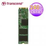 Transcend 創見 MTS820 M.2 240GB 固態硬碟