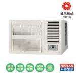 【HERAN 禾聯】6-8坪 窗型豪華系列空調(HW-36P5) (含基本安裝)