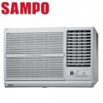 【SAMPO聲寶】9-11坪定頻右吹窗型冷氣AW-PC63R