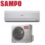 【SAMPO聲寶】3-5坪定頻單冷分離式冷氣AU-PC22/AM-PC22
