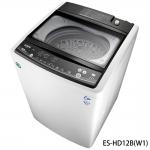 【SAMPO聲寶】12KG變頻單槽洗衣機ES-HD12B(W1)