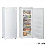 【SAMPO聲寶】182L直立式冷凍櫃SRF-180S