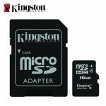 Kingston 金士頓 TF-SDHC-U1-C4 16G記憶卡