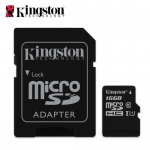 Kingston 金士頓 TF-R45-SDHC-U1-C10 16GB記憶卡