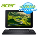 acer 宏碁 One 10 S1003-1641 2 IN 1平板筆電 黑