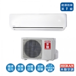 【HERAN 禾聯】4-6坪一對一壁掛分離式冷氣(HO-G28)
