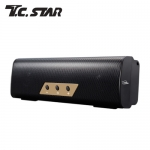 T.C.STAR TCS1010 行動MOVE無線藍芽喇叭 黑