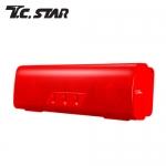 T.C.STAR TCS1010 行動MOVE無線藍芽喇叭 紅